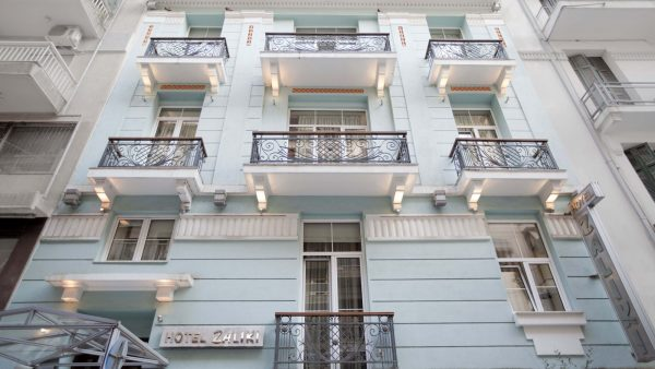 Zaliki Boutique Hotel Thessaloniki****